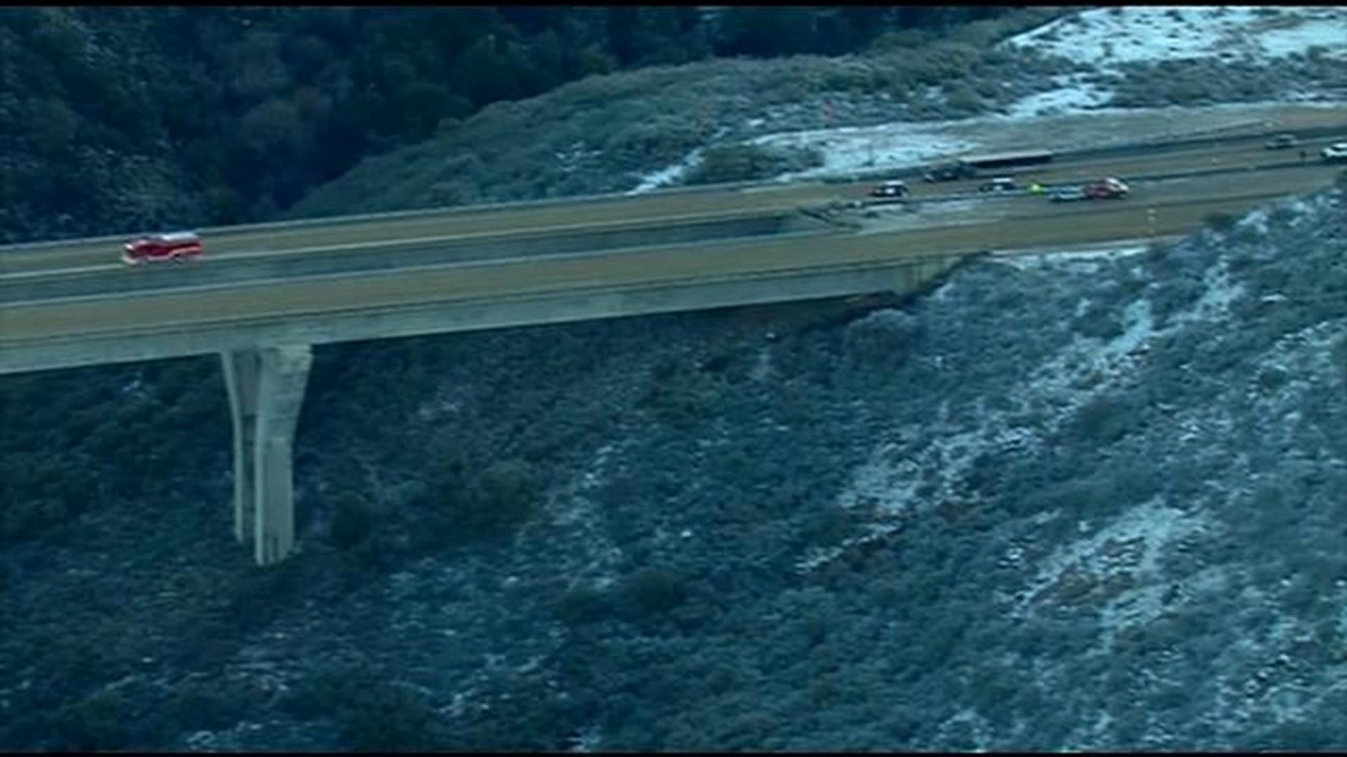 Good Samaritan killed after jumping bridge railing to ...
