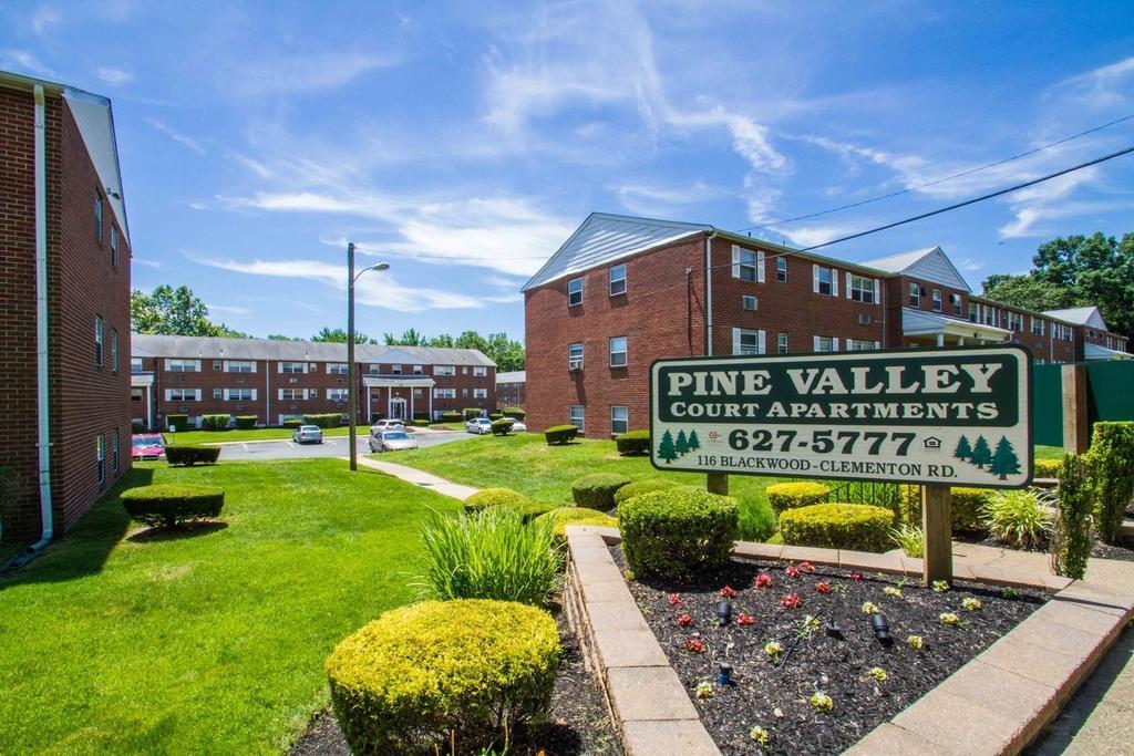 Pine Valley Court | 116 Blackwood Clementon Rd | Apartment ...