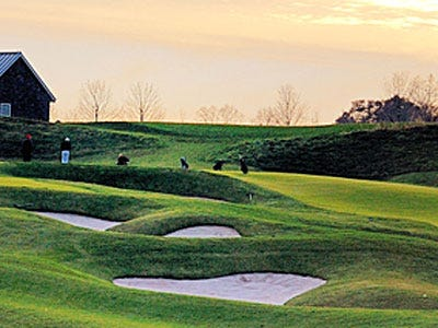 The REAL Toughest Golf Courses In America | Business Insider