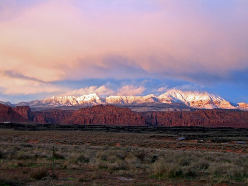 Margy's Musings: Pine Valley Mountain - Utah
