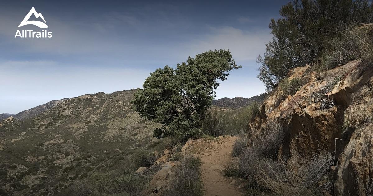 Best trails in Pine Valley, California   AllTrails